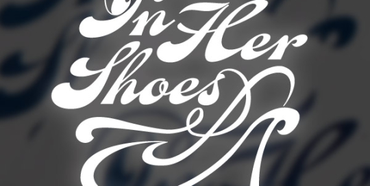In Her Shoes - Design Variation 01