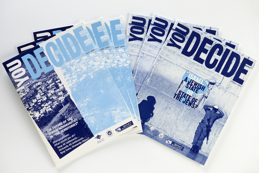 covers - You Decide Magazine