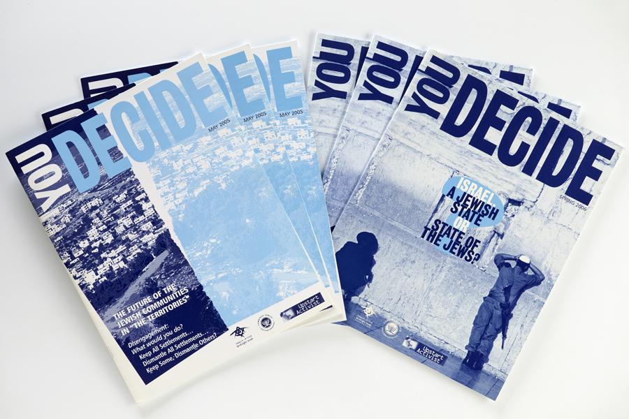 covers - You Decide Magazine